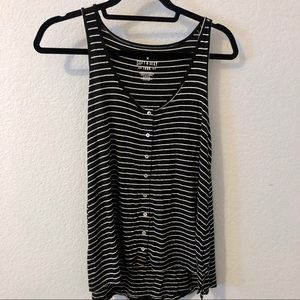 Soft Striped Tank